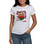 Lutz Family Crest Women's T-Shirt