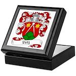 Lutz Family Crest Keepsake Box