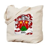 Lutz Family Crest Tote Bag