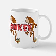 Beer Monkey Mug