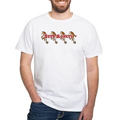 Beer Monkey Shirt