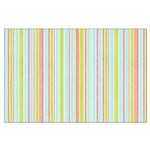 Pink, Blue, Green Stripe Large Poster