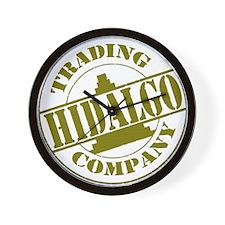 Hidalgo Trading Company Wall Clock