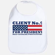 Client No.9 Bib