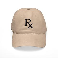 Rx Symbol Baseball Cap