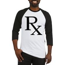 Rx Symbol Baseball Jersey