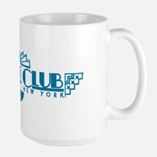 Cobalt Club Large Mug