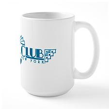 Cobalt Club Mug