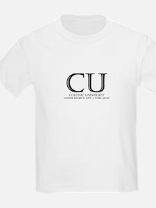 Colonic University T-Shirt