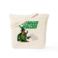 The Green Falcon Tote Bag