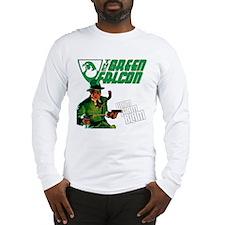 The Green Falcon Long Sleeve T-Shirt