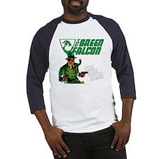 The Green Falcon Baseball Jersey