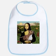 Mona Lisa (new) & Amstaff Bib