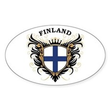 Finland Decal