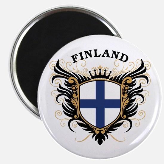 Finland Magnet