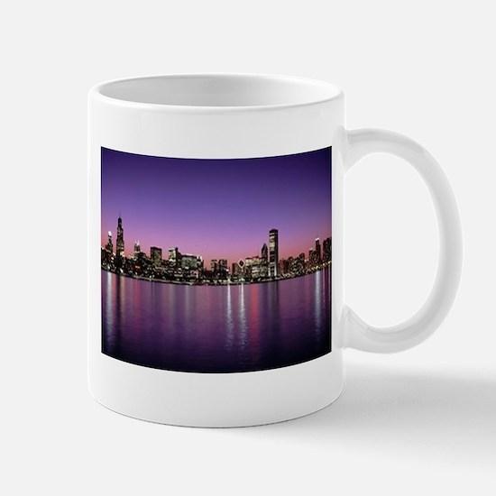 Chicago Nitetime Skyline Mug