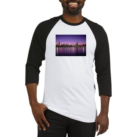 Chicago Nitetime Skyline Baseball Jersey