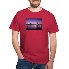 Chicago Nitetime Skyline T-Shirt