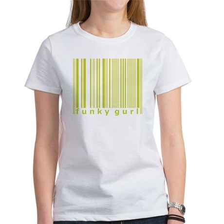 Funky Gurl Trendy Urban Barko Women's T-Shirt