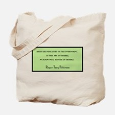 """PETERSON QUOTATION"" BIRDER BAG"