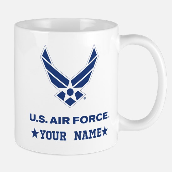 U.S. Air Force Personalized Gift Mugs