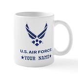 Usaffp Standard Mugs (11 Oz)