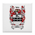 Palmer Family Crest Tile Coaster