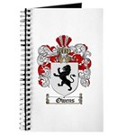 Owens Family Crest Journal