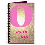O as in one journal