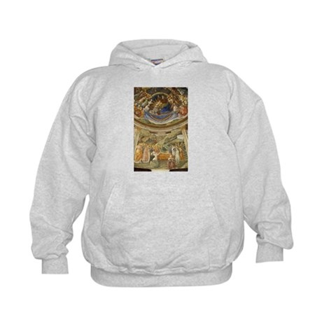 Grand View of Fresco Kids Hoodie