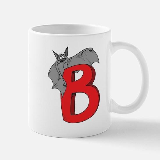 B Is For Bat Mug