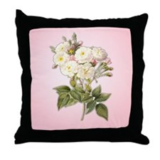 Delicate Redoute Throw Pillow