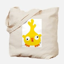 Fluffel Poloko the Chick! Tote Bag