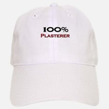 100 Percent Plasterer Baseball Baseball Cap