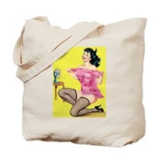 Hot Girl Tote Bag