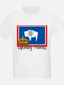 Wyoming Princess T-Shirt