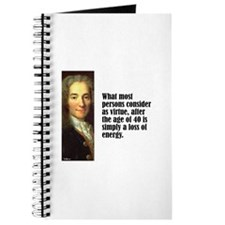 "Voltaire ""Energy"" Journal"