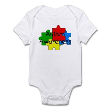 Autism Awareness Infant Bodysuit