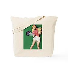 Grocery Girl Tote Bag