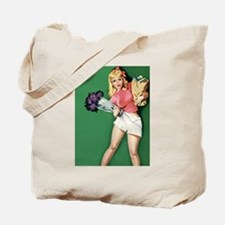 Grocery Girl Tote Bag