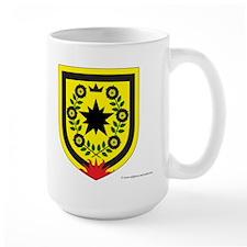 Queen of Ansteorra Large Mug