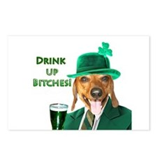 Drink Up Postcards (Package of 8)