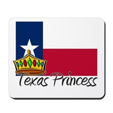 Texas Princess Mousepad