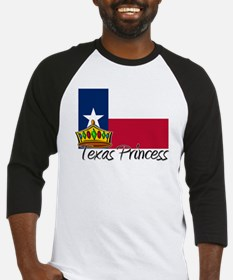 Texas Princess Baseball Jersey