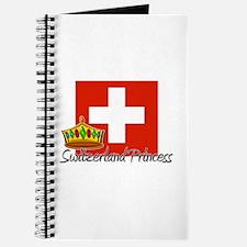 Switzerland Princess Journal