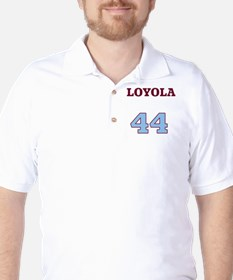 Loyola 44 LMU Golf Shirt