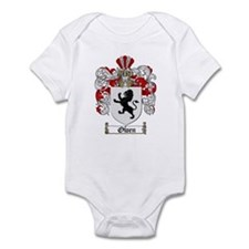 Owen Family Crest Infant Bodysuit