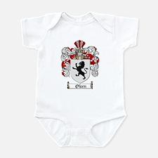 Owen Family Crest Infant Bodysuit