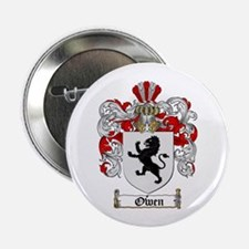 "Owen Family Crest 2.25"" Button (100 pack)"