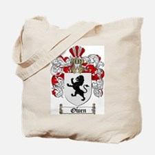 Owen Family Crest Tote Bag